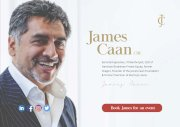 James Caan CBE brochure