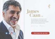 James Caan CBE brochure